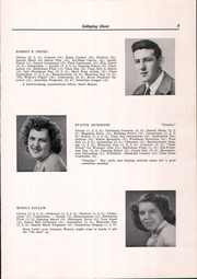 Page 11, 1949 Edition, Randolph Union High School - Galloping Ghost Yearbook (Randolph, VT) online yearbook collection