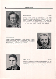 Page 12, 1949 Edition, Randolph Union High School - Galloping Ghost Yearbook (Randolph, VT) online yearbook collection