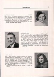 Page 17, 1949 Edition, Randolph Union High School - Galloping Ghost Yearbook (Randolph, VT) online yearbook collection