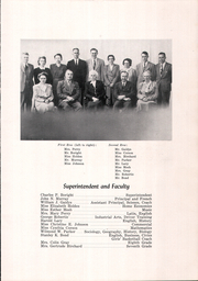 Page 5, 1949 Edition, Randolph Union High School - Galloping Ghost Yearbook (Randolph, VT) online yearbook collection