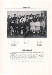 Page 6, 1949 Edition, Randolph Union High School - Galloping Ghost Yearbook (Randolph, VT) online yearbook collection