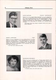 Page 8, 1949 Edition, Randolph Union High School - Galloping Ghost Yearbook (Randolph, VT) online yearbook collection