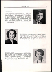 Page 11, 1950 Edition, Randolph Union High School - Galloping Ghost Yearbook (Randolph, VT) online yearbook collection