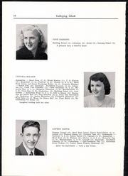 Page 12, 1950 Edition, Randolph Union High School - Galloping Ghost Yearbook (Randolph, VT) online yearbook collection