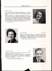 Page 13, 1950 Edition, Randolph Union High School - Galloping Ghost Yearbook (Randolph, VT) online yearbook collection