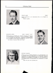 Page 14, 1950 Edition, Randolph Union High School - Galloping Ghost Yearbook (Randolph, VT) online yearbook collection