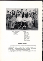 Page 6, 1950 Edition, Randolph Union High School - Galloping Ghost Yearbook (Randolph, VT) online yearbook collection