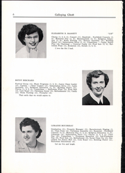 Page 8, 1950 Edition, Randolph Union High School - Galloping Ghost Yearbook (Randolph, VT) online yearbook collection