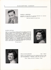 Page 8, 1954 Edition, Randolph Union High School - Galloping Ghost Yearbook (Randolph, VT) online yearbook collection