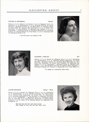 Page 9, 1954 Edition, Randolph Union High School - Galloping Ghost Yearbook (Randolph, VT) online yearbook collection