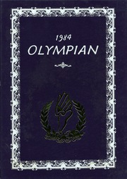 Page 1, 1984 Edition, Oxbow High School - Olympian Yearbook (Bradford, VT) online yearbook collection