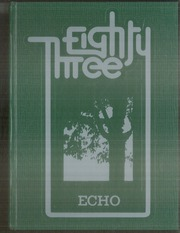 1983 Edition, Enosburg Falls High School - Echo Yearbook (Enosburg Falls, VT)