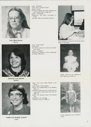 Page 15, 1983 Edition, Enosburg Falls High School - Echo Yearbook (Enosburg Falls, VT) online yearbook collection