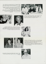 Page 9, 1983 Edition, Enosburg Falls High School - Echo Yearbook (Enosburg Falls, VT) online yearbook collection
