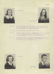 Page 15, 1949 Edition, Leland and Gray High School - Messenger Yearbook (Townshend, VT) online yearbook collection