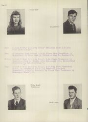Page 16, 1949 Edition, Leland and Gray High School - Messenger Yearbook (Townshend, VT) online yearbook collection