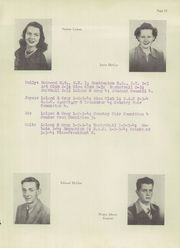 Page 17, 1949 Edition, Leland and Gray High School - Messenger Yearbook (Townshend, VT) online yearbook collection