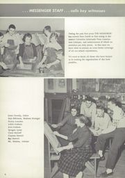 Page 10, 1955 Edition, Leland and Gray High School - Messenger Yearbook (Townshend, VT) online yearbook collection