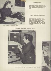 Page 12, 1957 Edition, Leland and Gray High School - Messenger Yearbook (Townshend, VT) online yearbook collection