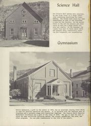 Page 8, 1957 Edition, Leland and Gray High School - Messenger Yearbook (Townshend, VT) online yearbook collection