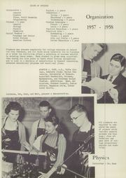Page 11, 1958 Edition, Leland and Gray High School - Messenger Yearbook (Townshend, VT) online yearbook collection