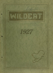 Vermont Academy - Wildcat Yearbook (Saxtons River, VT) online yearbook collection, 1927 Edition, Page 1