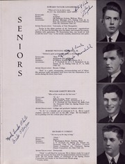 Page 13, 1938 Edition, Vermont Academy - Wildcat Yearbook (Saxtons River, VT) online yearbook collection