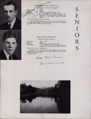 Page 16, 1938 Edition, Vermont Academy - Wildcat Yearbook (Saxtons River, VT) online yearbook collection