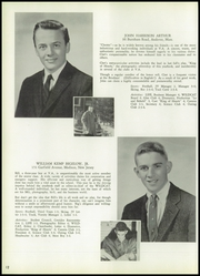 Page 16, 1959 Edition, Vermont Academy - Wildcat Yearbook (Saxtons River, VT) online yearbook collection
