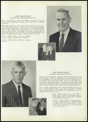 Page 17, 1959 Edition, Vermont Academy - Wildcat Yearbook (Saxtons River, VT) online yearbook collection