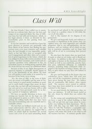 Page 10, 1951 Edition, Richford High School - Searchlight Yearbook (Richford, VT) online yearbook collection