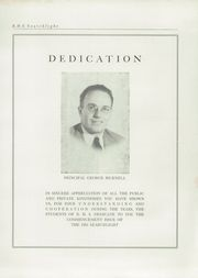 Page 3, 1951 Edition, Richford High School - Searchlight Yearbook (Richford, VT) online yearbook collection