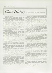 Page 7, 1951 Edition, Richford High School - Searchlight Yearbook (Richford, VT) online yearbook collection