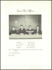 Page 11, 1957 Edition, Stowe High School - Sto Kristi Yearbook (Stowe, VT) online yearbook collection