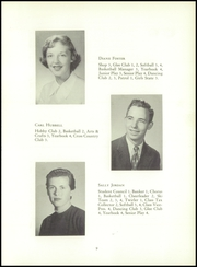 Page 13, 1957 Edition, Stowe High School - Sto Kristi Yearbook (Stowe, VT) online yearbook collection