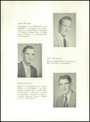 Page 14, 1957 Edition, Stowe High School - Sto Kristi Yearbook (Stowe, VT) online yearbook collection