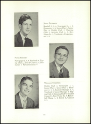 Page 15, 1957 Edition, Stowe High School - Sto Kristi Yearbook (Stowe, VT) online yearbook collection
