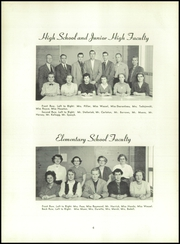 Page 8, 1957 Edition, Stowe High School - Sto Kristi Yearbook (Stowe, VT) online yearbook collection