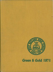 1971 Edition, West Rutland High School - Green and Gold Yearbook (West Rutland, VT)