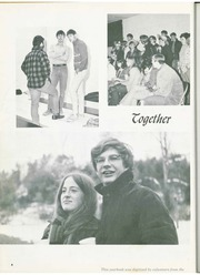 Page 8, 1971 Edition, West Rutland High School - Green and Gold Yearbook (West Rutland, VT) online yearbook collection