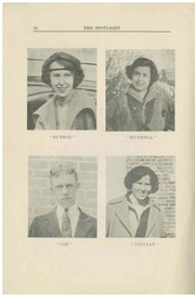 Page 12, 1923 Edition, Proctor High School - Proctorian Yearbook (Proctor, VT) online yearbook collection