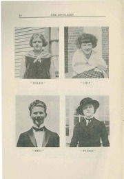 Page 16, 1923 Edition, Proctor High School - Proctorian Yearbook (Proctor, VT) online yearbook collection