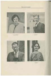 Page 6, 1923 Edition, Proctor High School - Proctorian Yearbook (Proctor, VT) online yearbook collection