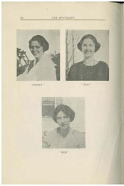 Page 8, 1923 Edition, Proctor High School - Proctorian Yearbook (Proctor, VT) online yearbook collection
