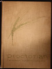 1961 Edition, Proctor High School - Proctorian Yearbook (Proctor, VT)