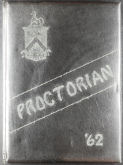 1962 Edition, Proctor High School - Proctorian Yearbook (Proctor, VT)