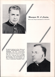 Page 11, 1955 Edition, Sacred Heart High School - Pasiphor Yearbook (Newport, VT) online yearbook collection