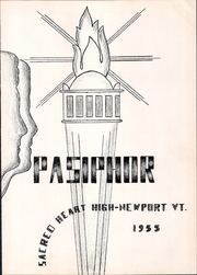 Page 5, 1955 Edition, Sacred Heart High School - Pasiphor Yearbook (Newport, VT) online yearbook collection