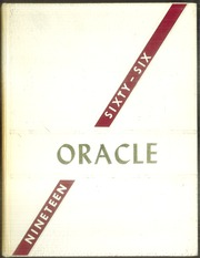 Page 1, 1966 Edition, Newport High School - Oracle Yearbook (Newport, VT) online yearbook collection