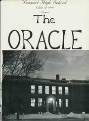 Page 5, 1966 Edition, Newport High School - Oracle Yearbook (Newport, VT) online yearbook collection